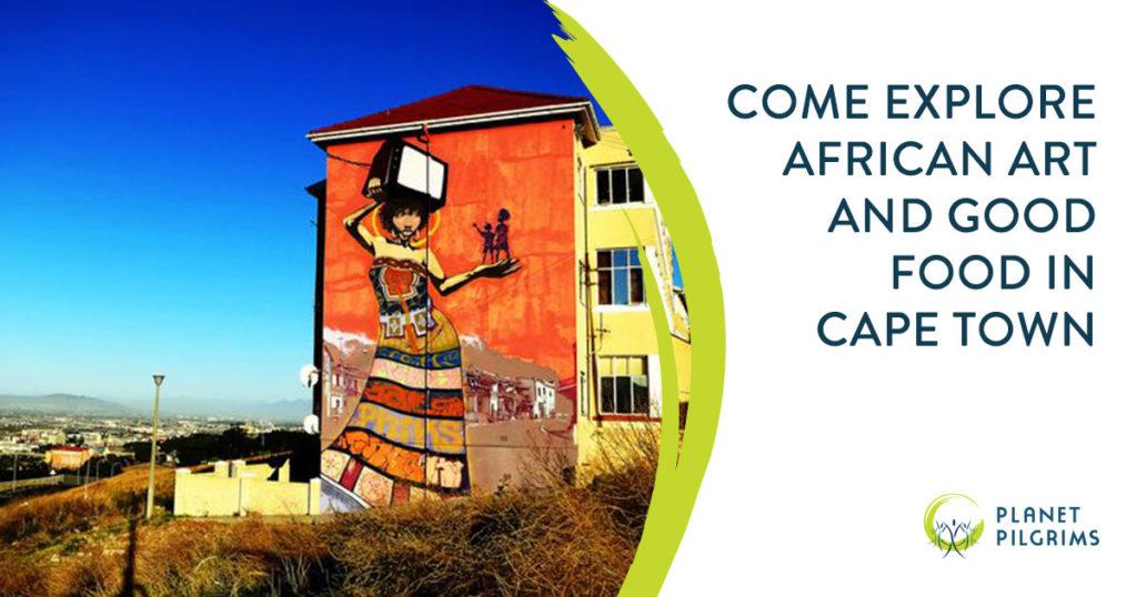 African Art Tour Cape Town
